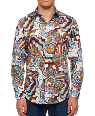 Robert Graham Jimbo Shirt