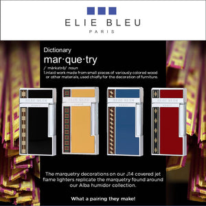 Elie Bleu Alba Lighters