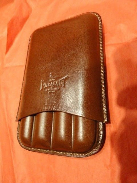 Pheasant Brown Leather case