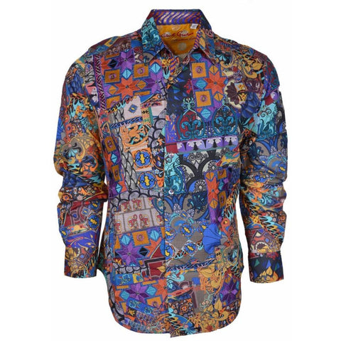Robert Graham Bourbon Time Shirt