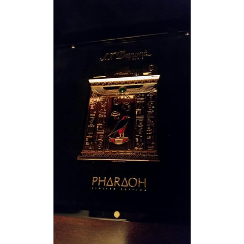 ST Dupont Pharaoh jeroboam table Lighter ,mint Condition,  Rare, One Of 300