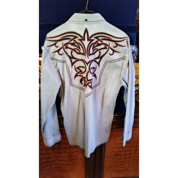 Roar Tan Long Sleeve Medium-sized