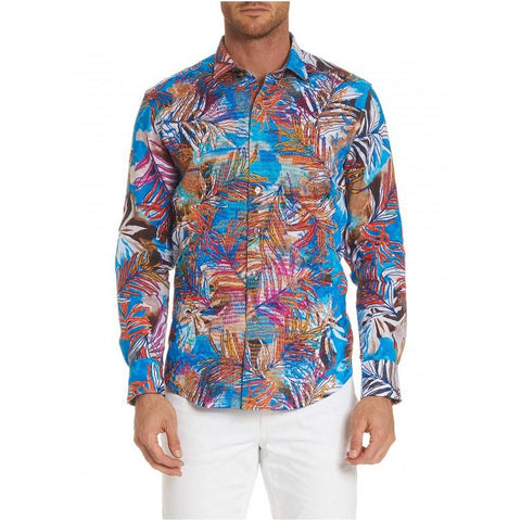Robert Graham King Louie Large Shirt