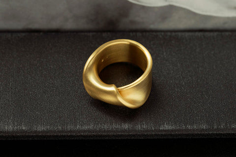 LAELIUS Leen Heyne Single Twist Ring