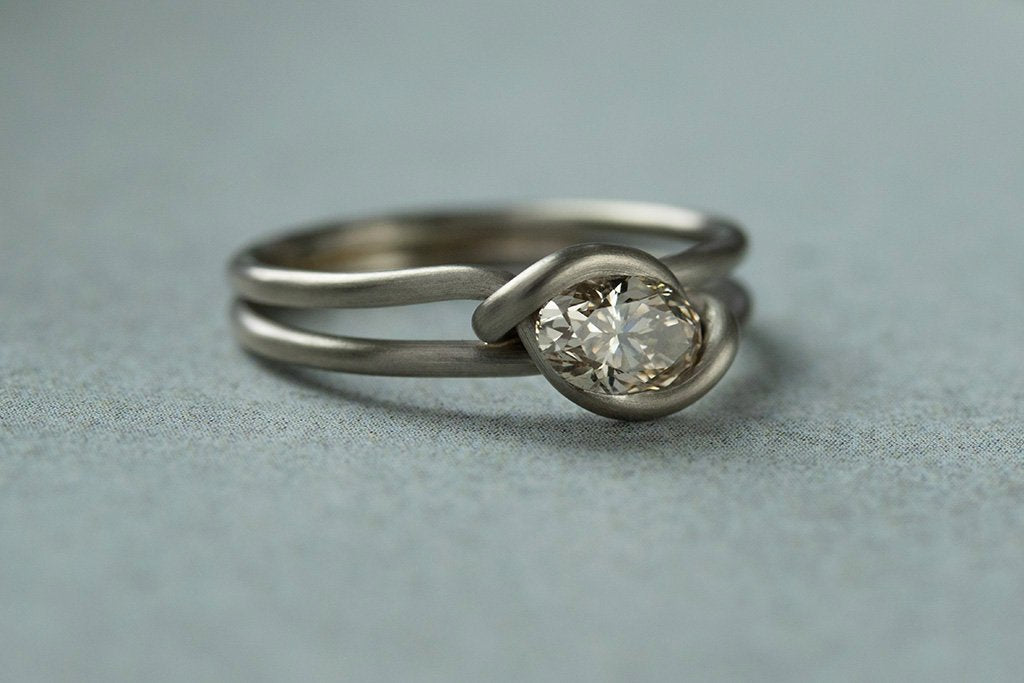 LAELIUS Leen Heyne Diamond Eye Ring