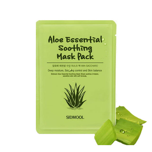 Aloe Essential Soothing Mask Pack