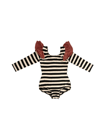 Willa Oat Long Sleeve Bodysuit