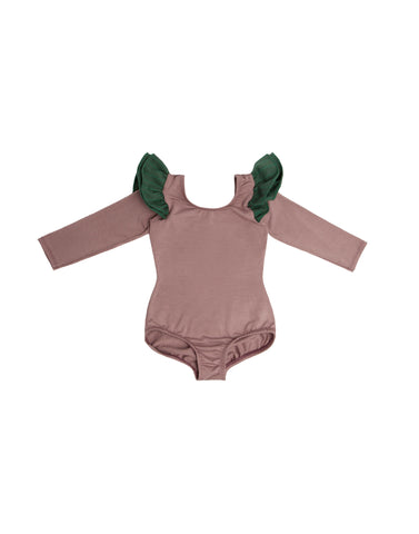 Mable Mae Long Sleeve Bodysuit