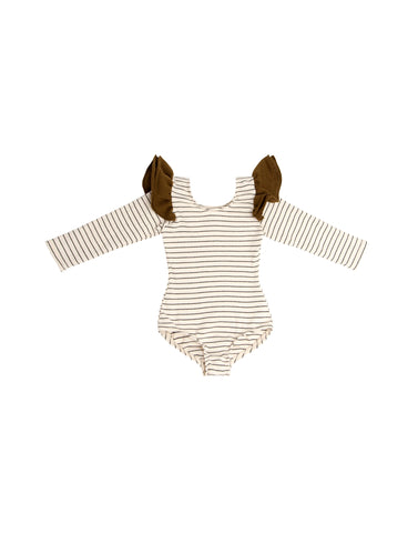 Ivy Lux Long Sleeve Bodysuit
