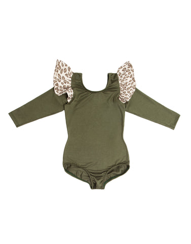 Willow Wren Long Sleeve Bodysuit