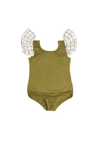 Fauna Mae Sleeveless Bodysuit