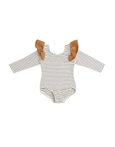 Fannie Jo Long Sleeve Bodysuit
