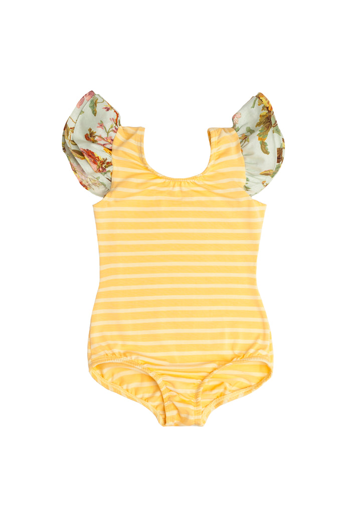 Sierra Sunshine Sleeveless Bodysuit