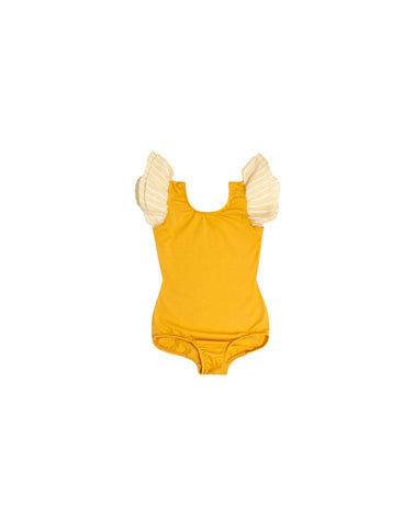 Pineapple Dreams Sleeveless Bodysuit
