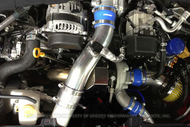 Greddy turbo kit installation