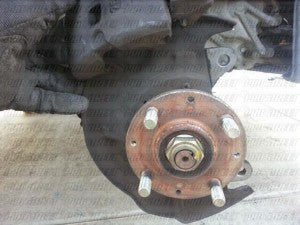 Changing GMC Brake Pads