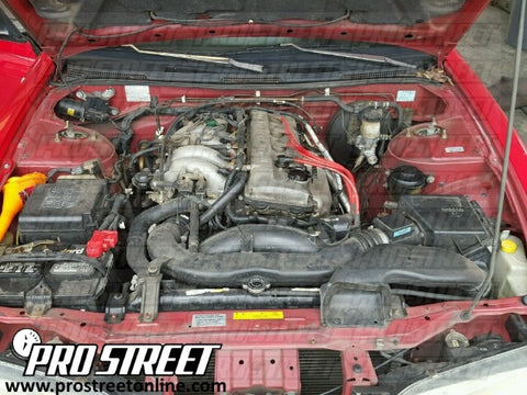 How To Test a Nissan 240SX fuel injector