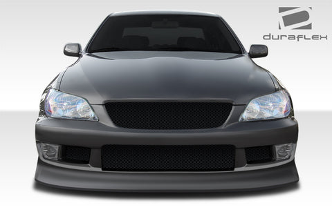 2000-2005 Lexus IS Duraflex V-Speed 2 FRP Front Bumper