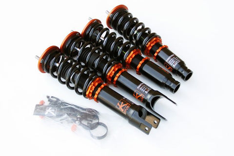 1989-1991 Honda Civic Ksport Rally Spec GR Coilovers