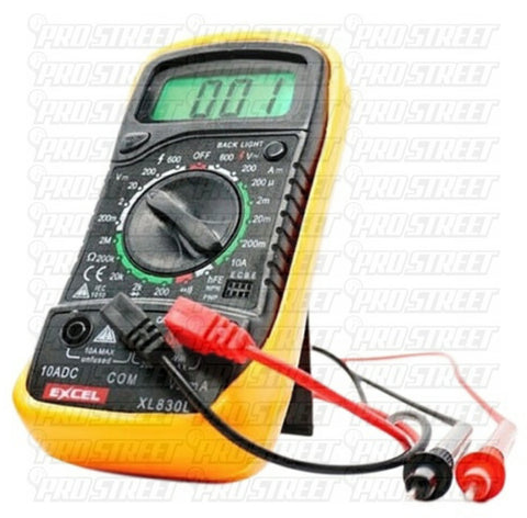 Excel Digital Multimeter