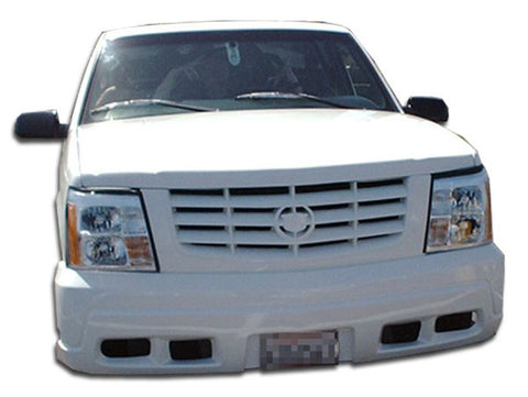1988-1999 Chevrolet C/K Series Pickup Duraflex Escalade Conversion FRP Front Bumper