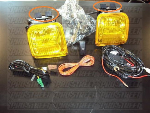 1996-1998 Honda Civic JDM Fog lights