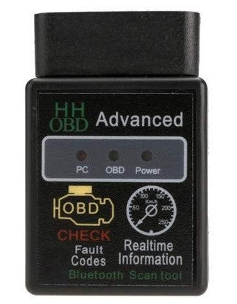 HH Bluetooth OBDII Scan Tool