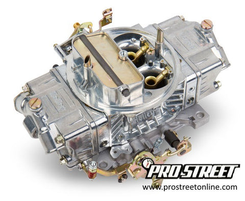4150 Series 600 CFM Holley Double Pumper Carburetor