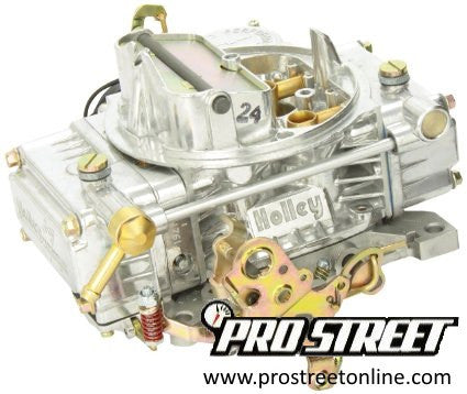 4150 Series 650 CFM  Holley Street Performance Carburetor