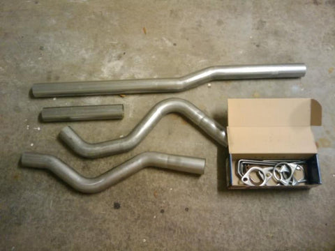 Honda Civic KTeller Exhaust Kit