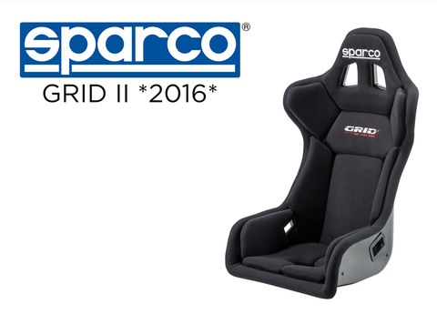 Sparco Grid II Competition Seat