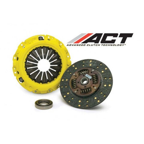 1988-1988 Honda Civic ACT Heavy Duty Clutch Kit-HC6-HDR4