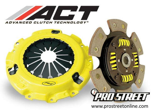 1985-1989 Toyota MR2 ACT Sport Clutch Kit Sprung 6 Pad