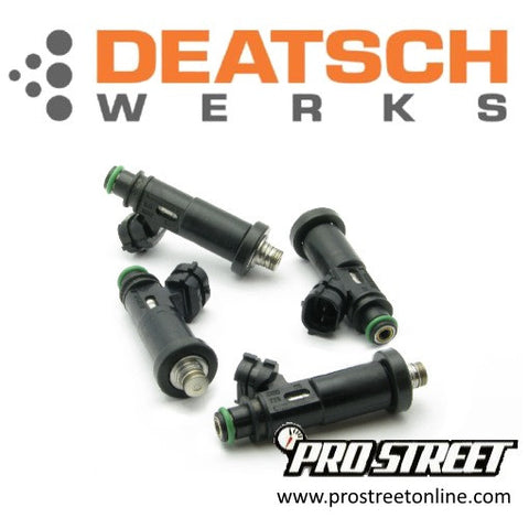 1997-2008 Ford F Series DeatschWerks 60lb Fuel Injectors