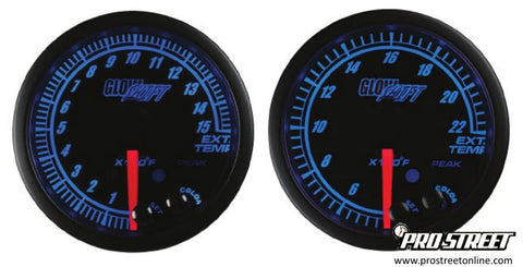 Glow Shift Elite Exhaust Gas Temperature Gauge