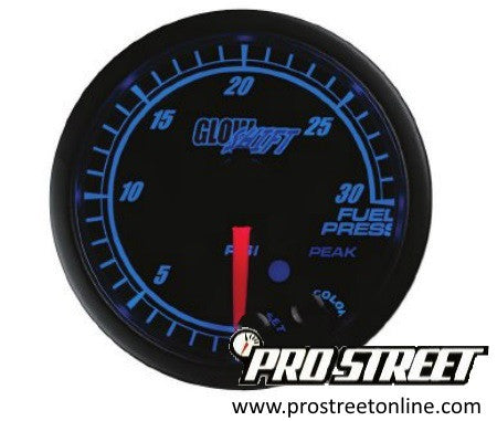 Glow Shift Elite Fuel Pressure Gauge