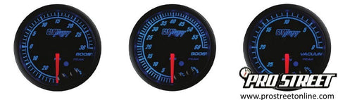 Glow Shift Elite Boost Gauge