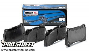 1971-1972 Plymouth Sixes Front Hawk HP Plus Brake Pads