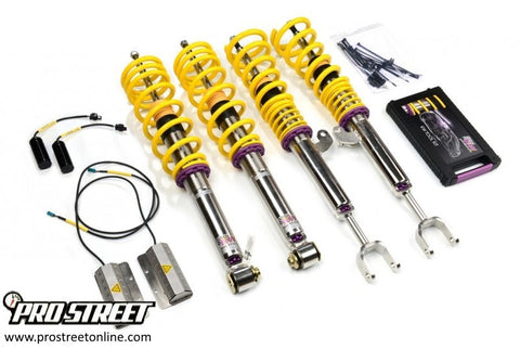 1985-1993 Volkswagen Cabriolet KW Variant 3 Coilovers