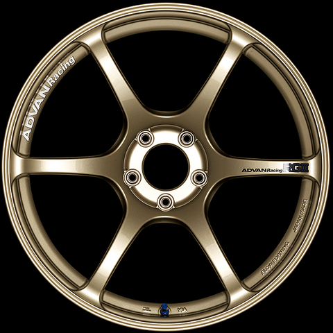 ADVAN RGIII Racing Wheels