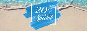 Enjoy Your Day Off With 20% OFF