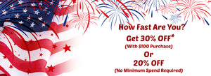 4th Of July Race To Savings!