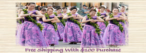 Hula Your Way To FREE Shipping!