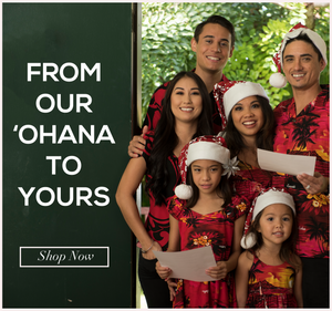 From Our 'Ohana to Yours