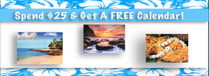 Sharing Aloha With a FREE Gift!