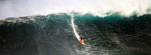 The History of Big Wave Surfing: Pe'ahi