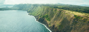 The Island Of Moloka'i