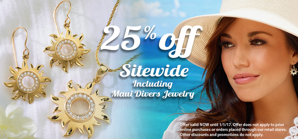 25% OFF Maui Divers Jewelry