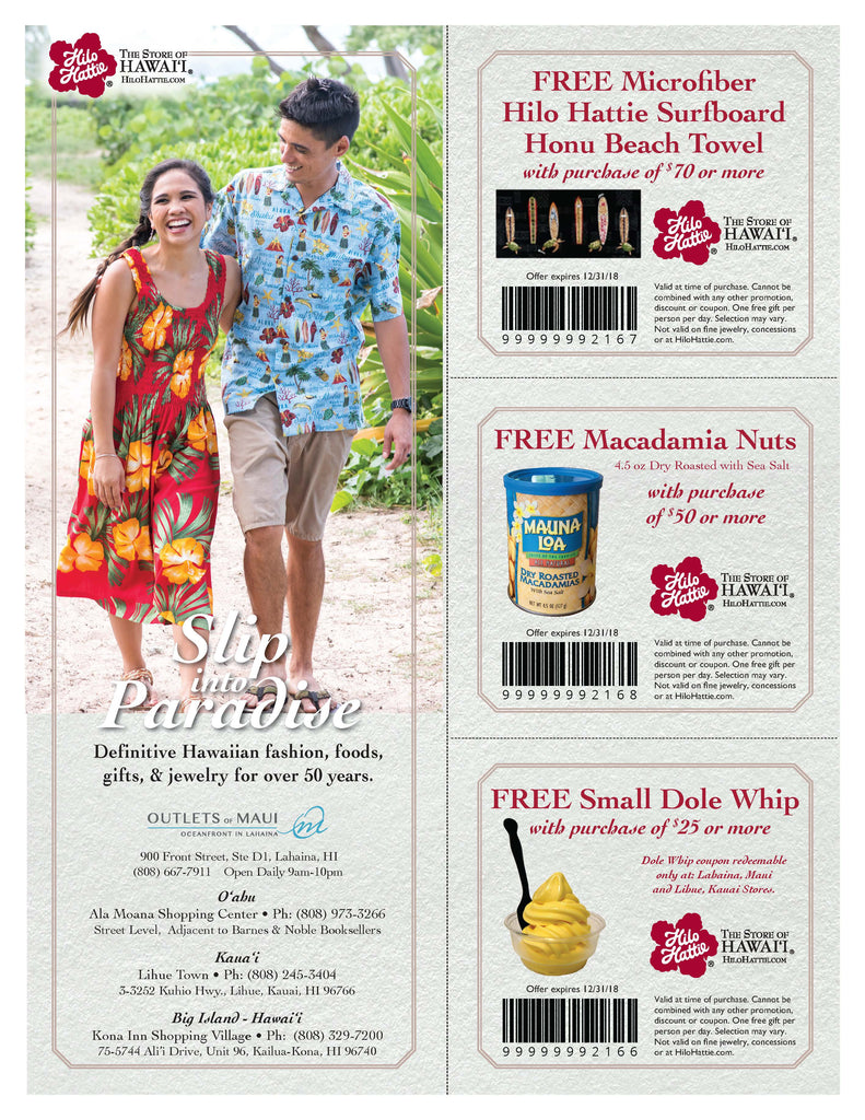 Drive Guide Maui Special Offers