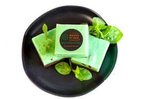Mint Cookie Fudge 4oz